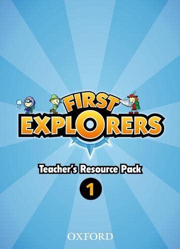 9780194027069: First Explorers: Level 1: Teacher's Resource Pack