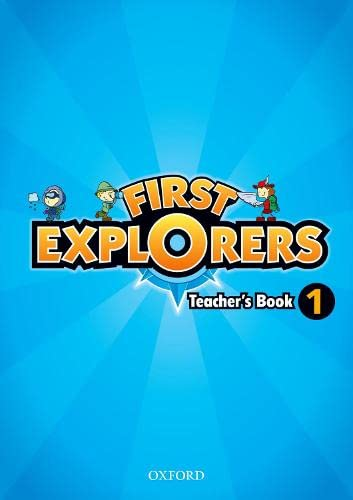 9780194027083: First Explorers: Level 1: Teacher's Book