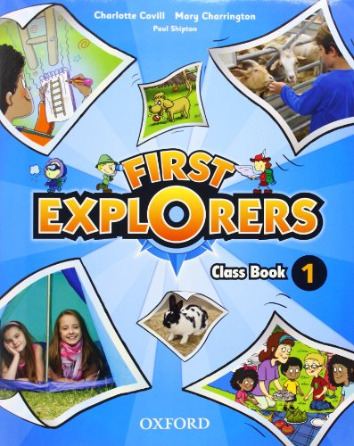 First Explorers: Level 1: Class Book (Paperback)