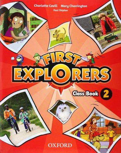 9780194027113: First Explorers: Level 2: Class Book