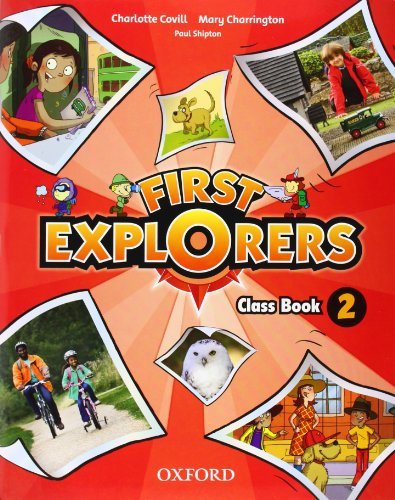 First Explorers: Level 2: Class Book (Paperback)