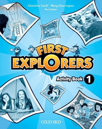 9780194027120: First Explorers: Level 1: Activity Book