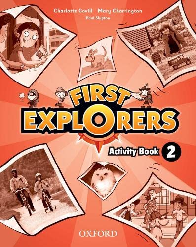 9780194027137: First Explorers: Level 2: Activity Book