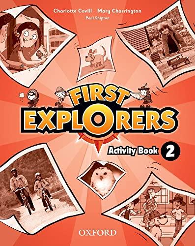 9780194027137: First Explorers 2 : Activity Book