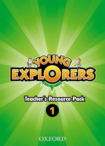 9780194027304: Young Explorers: Level 1: Teacher's Resource Pack