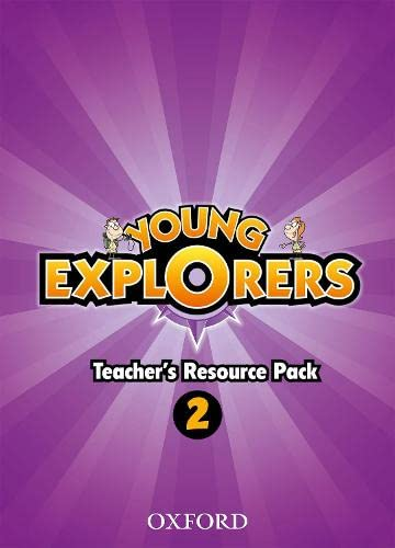 9780194027311: Young Explorers: Level 2: Teacher's Resource Pack