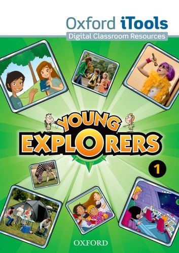 9780194027533: Young Explorers: Level 1: iTools