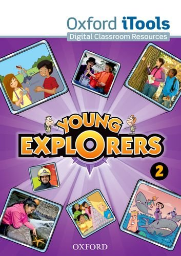 9780194027540: Young Explorers: Level 2: iTools