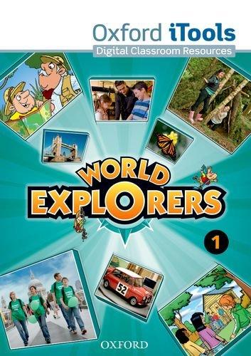 9780194027557: World Explorers: Level 1: iTools
