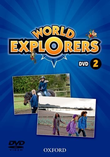 World Explorers: Level 2: DVD