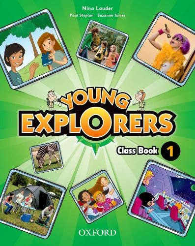 9780194027618: Young Explorers: Level 1: Class Book