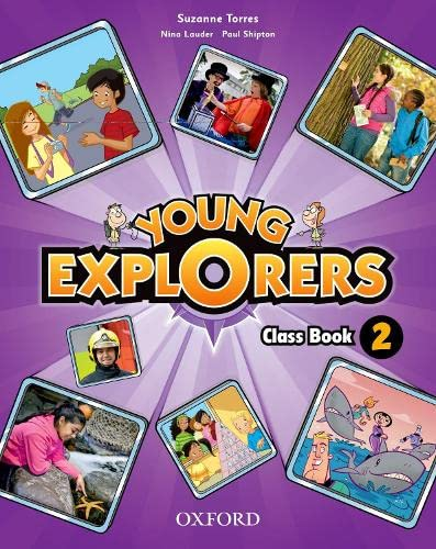 9780194027625: Young Explorers: Level 2: Class Book