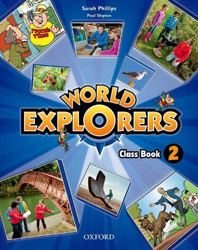 9780194027649: World Explorers: Level 2: Class Book