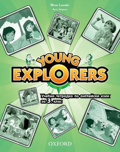 9780194027656: Young Explorers: Level 1: Activity Book