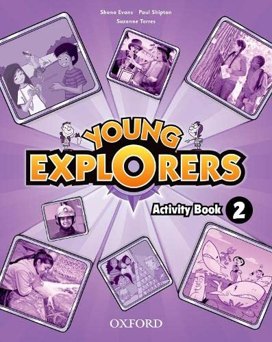 9780194027663: Young Explorers: Level 2: Activity Book