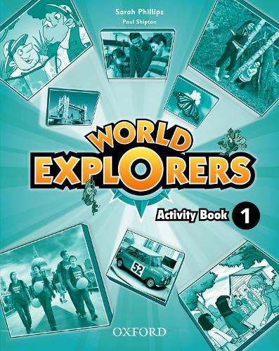 9780194027670: World Explorers: Level 1: Activity Book