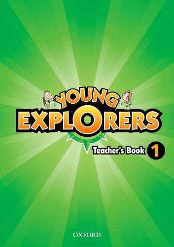 9780194027694: Young Explorers: Level 1: Teacher's Book