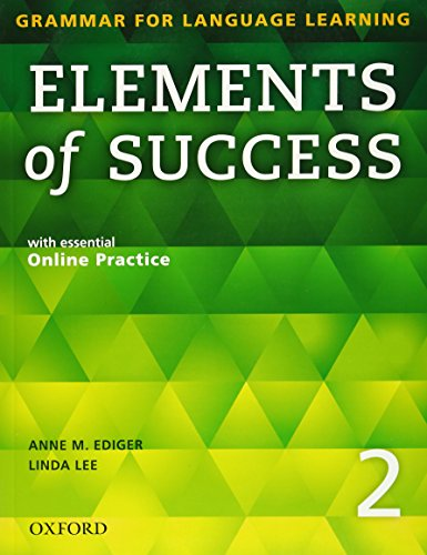 9780194028233: Elements of Success Student Book 2