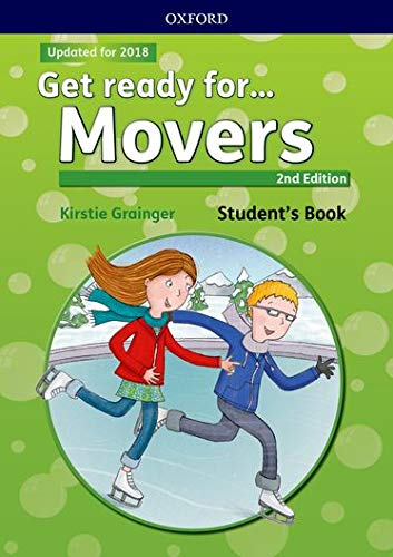 9780194029483: Get ready for...: Movers: Student's Book with downloadable audio