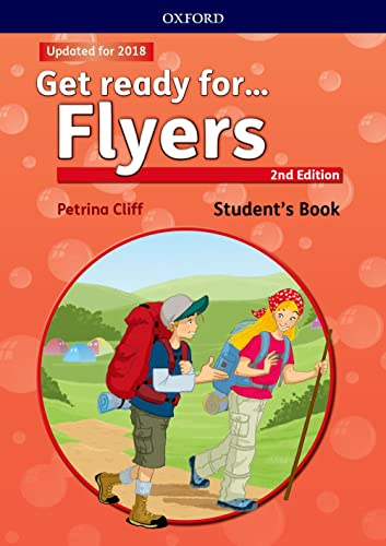 9780194029513: Get Ready for Flyers. Student's Book 2nd Edition (Get Ready For Second Edition)
