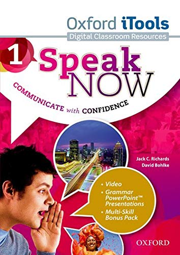 9780194030090: Speak Now: 1: iTools DVD-ROM