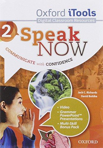 9780194030106: Speak Now: 2: iTools DVD-ROM