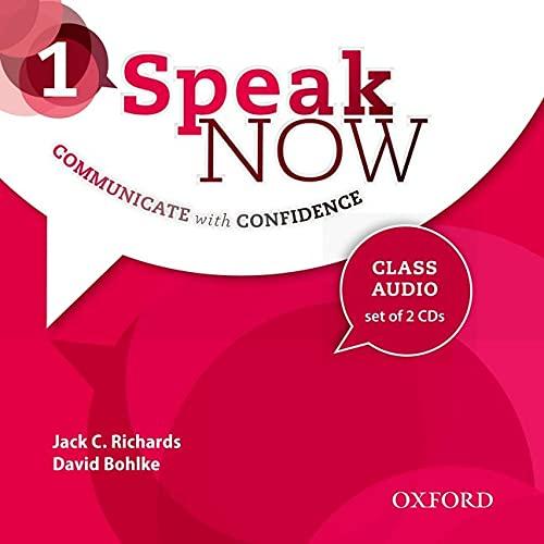 9780194030120: Speak Now: 1: Class Audio CDs