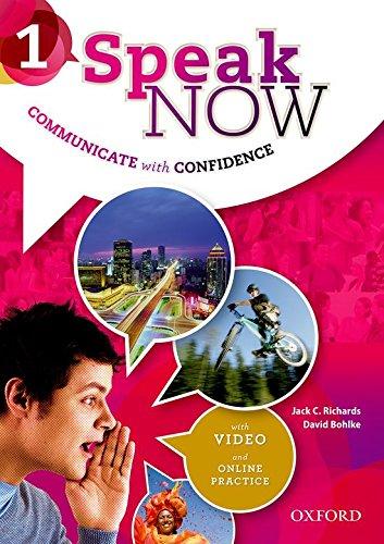 9780194030151: Speak Now: 1: Student Book with Online Practice