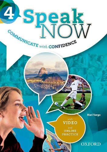9780194030410: Speak Now 4: Student's Book with Online Practice