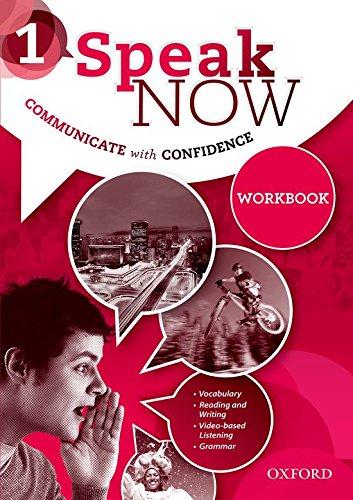 9780194030526: Speak Now: 1: Workbook