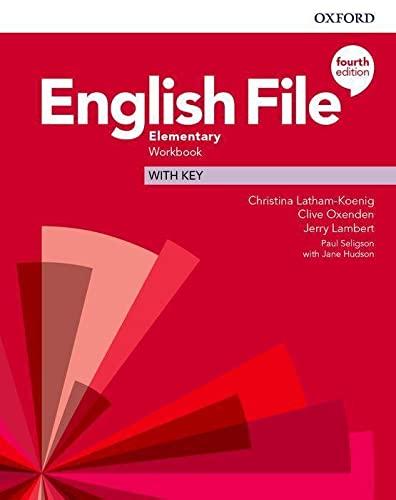 9780194032896: English File: Elementary: Workbook with Key