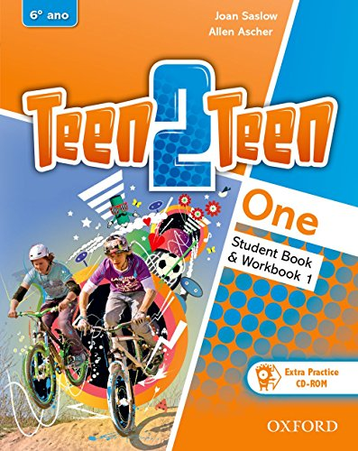 9780194034005: Teen2Teen: One: Student Book & Workbook Pack