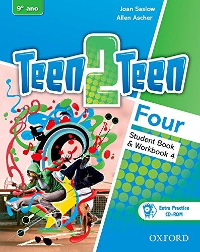 9780194034036: Teen2Teen: Four: Student Book & Workbook Pack