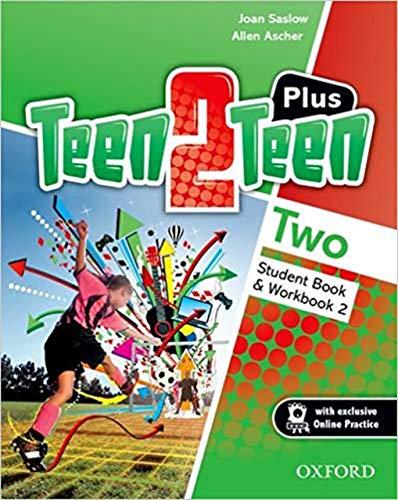 TEEN2TEEN PLUS SB/WB LEVEL 2