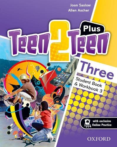 TEEN2TEEN PLUS SB/WB LEVEL 3