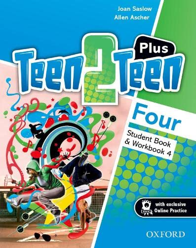 9780194034074: Teen2Teen: Four: Plus Student Pack