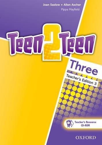 9780194034142: Teen2teen: Three: Teacher Pack