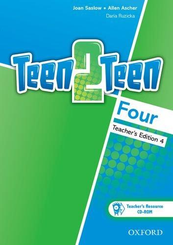 9780194034159: Teen2Teen: Four: Teacher Pack