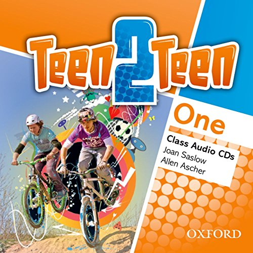9780194034463: Teen2Teen: One: Class Audio CDs