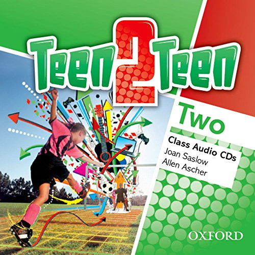 9780194034470: Teen2Teen: Two: Class Audio CDs