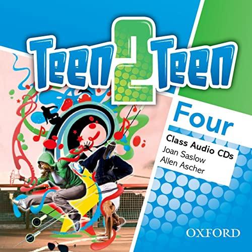 9780194034494: Teen2Teen: Four: Class Audio CDs