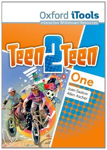9780194034500: Teen2Teen: One: iTools