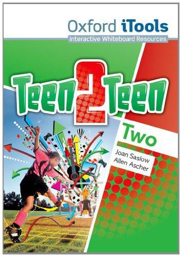 Teen2teen: Two: iTools: Two: Joan M. Saslow, Allen Ascher
