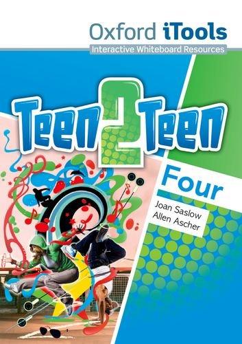 9780194034531: Teen2Teen: Four: iTools