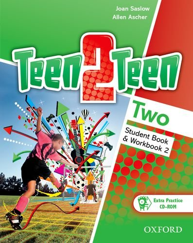 9780194034654: Teen2Teen: Two: Student Book & Workbook with CD-ROM