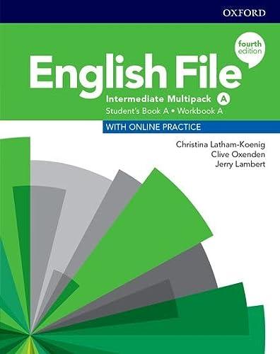 9780194035729: English File 4th Edition Intermediate. Multipack A (English File Fourth Edition)