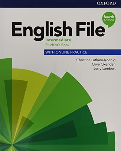 9780194035910: English file. Intermediate. Student's book with online practice. Per le Scuole superiori. Con espansione online