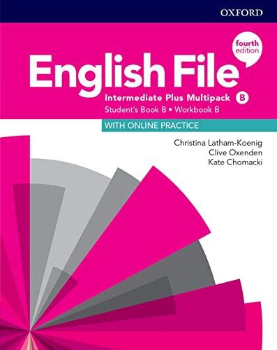 9780194038843: English File 4th Edition Intermediate Plus. Student's Book Multipack B (English File Fourth Edition)