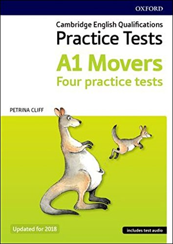 Cambridge English Young Learners Practice Tests Movers Pack