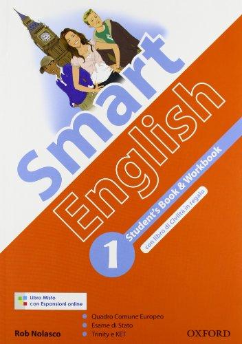9780194043014: Smart english. Per la Scuola media: 1
